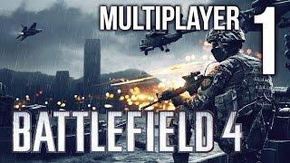 Battlefield 4 Multiplayer #1 [ PC 60FPS   Gameplay Comentado PT BR ]