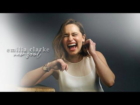 emilia clarke | new soul