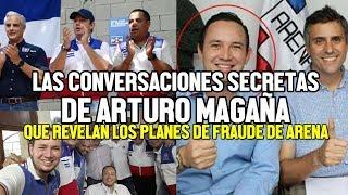 Diputado Arturo Magaña revela planes de bloqueo y fraude de ARENA - SOY JOSE YOUTUBER
