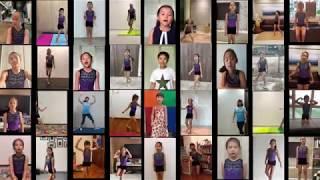 Dreams Gymnastics | Frontliners' Dedication (Rachel Platten - Fight Song)