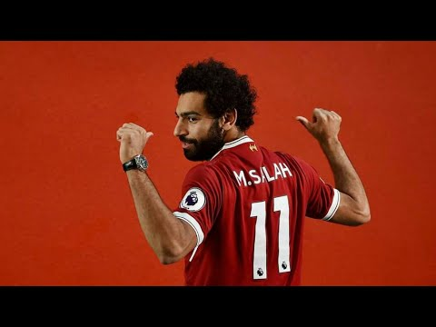 new style da172 74763 Mohammed Salah in Liverpool Shirt - New Number 11