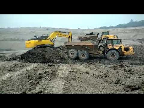 Sumitomo @SH490LHD-6_ Activity Coal Mining