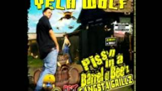 Yelawolf PISTOL N THE AIR Pissin In A Barrel Of Beez Mixtape