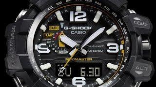 Обзор часов для выживания G-SHOCK GWG-1000-1A3ER(Обзор и краш- тесты часов от Casio - G-SHOCK GWC-1000-1A3ER Полный информацию по функционалу ищите на сайте - http://www.g-shock.eu/ru..., 2016-05-04T10:53:52.000Z)