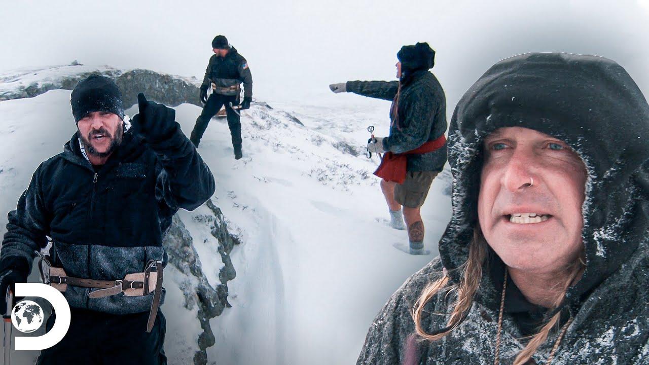 Fuerte pelea entre Cody y Joe pone en riesgo la misión | Desafío x 2 | Discovery Latinoamérica