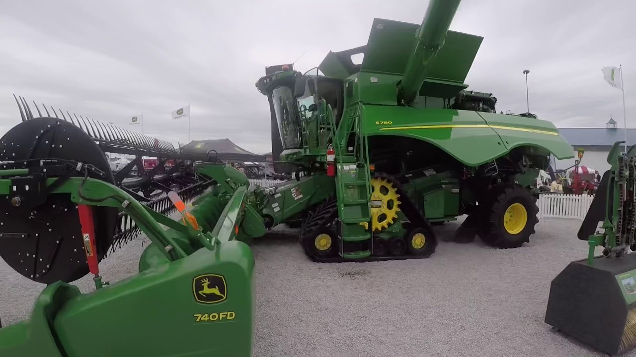 Top 10 of the largest agriculture and farming shows and