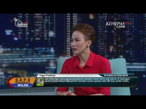 Siapa Lawan Berat Jokowi Di Pilpres 2019?