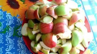 видео Уксус яблочный натуральный домашний