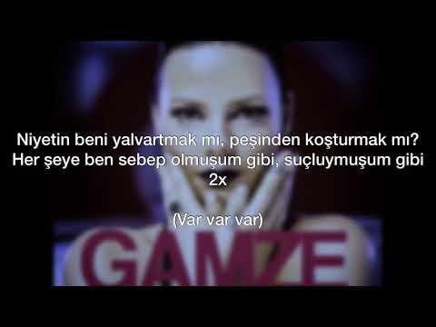 Gamze - Asaleti Var (Lyrics-Şarkı Sözleri)