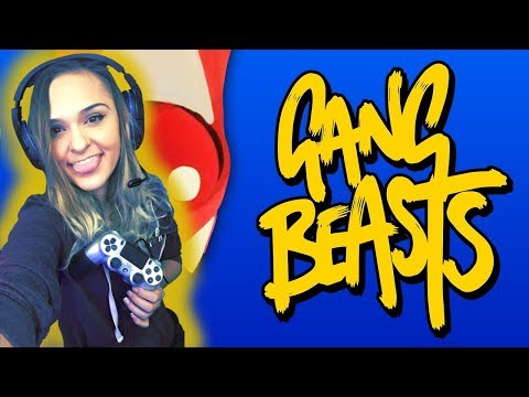 WHATEVER~WEDNESDAY! Currently playing GANG BEASTS [PS4 PRO]