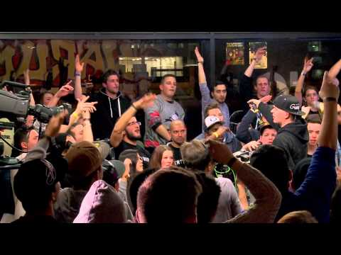 Kool Savas - Rapfilm (Live at joiz)