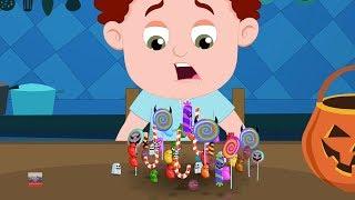 Хэллоуин конфеты | Halloween Candy | Schoolies Russia | русский мультфильмы для детей