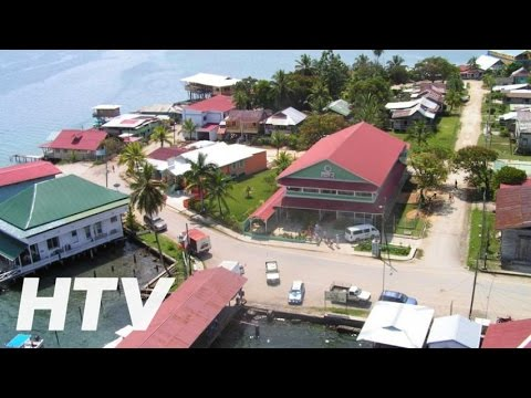 Gran Hotel Bahia en Bocas Town, Bocas del Toro