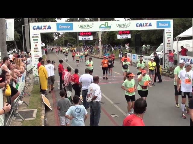 Chegada XVII Volta Internacional Pampulha 2015