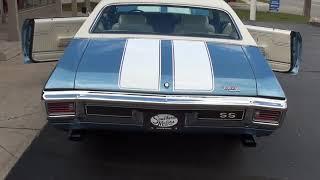 1970 Chevrolet Chevelle Ss $48,900.00