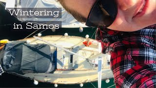 'Final sail and BOAT JOBS before HAULING OUT for the WINTER in Samos' | The Sailing Nomads - Ch.13