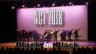 [KOP IN PUBLIC]  Project-Taenz  Black on Black-Nct2018 (Dance cover) 인천 연수여고 찬조 공연