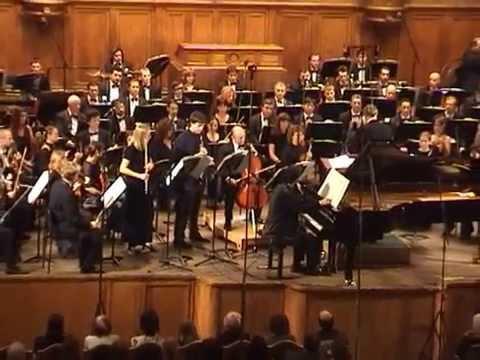 Olivier Messiaen Concert à quatre Olga Ivusheikova