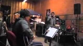 """Goo Goo Dolls Inner Machine - """"Soldier"""" Rehearsals"""