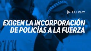 El interbloque Vamos Tucumán exige la incorporación de policías a la fuerza