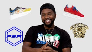 """Versace"" Producer Zaytoven Wants to Know Why They Didn't Give Him a Sneaker 