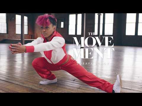 Dance with Banji Twerk Team Queen Soraya Lundy   The Movement   ELLE