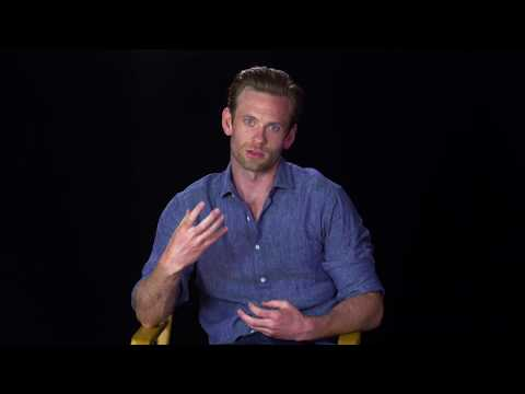 """FIFTY SHADES FREED """"Jack Hyde"""" Eric Johnson Interview"""
