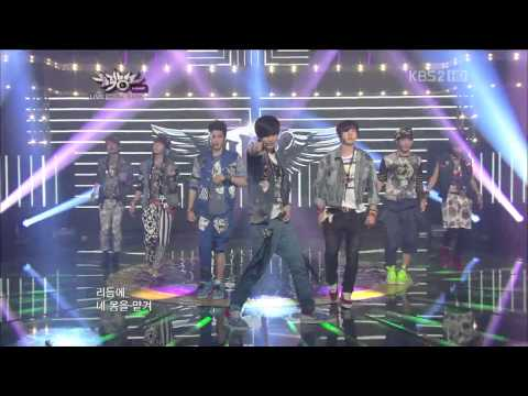 [HD] (120914) BTOB - WOW (Comeback stage)