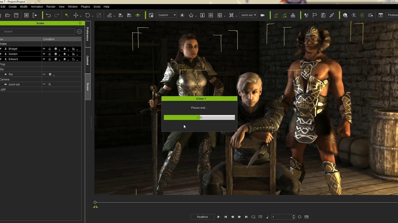 Reallusion 3DXchange 7.61