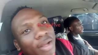 Breaking:  Soudy Brown wa Shilawadu na Maua Sama wakamatwa