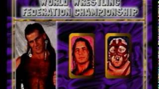 WWF In Your House for the Sega Saturn