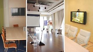 Оборудование переговорных комнат (3 типа)<