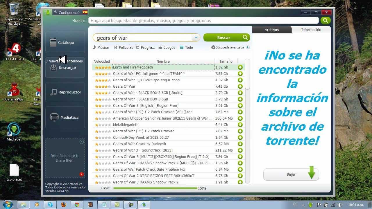 Pagina para descargar peliculas gratis en 1080p 720p 3d dvdrip en.