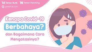 Kenapa Coronavirus Berbahaya Dan Bagaimana Cara Mencegahnya?
