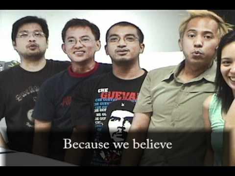 saipan we believe karaoke.avi