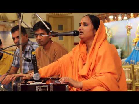 Jayshreemataji  at Shree Hindu Temple 09-11-2012