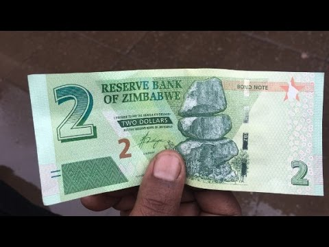 Zimbabwe is running out of cash