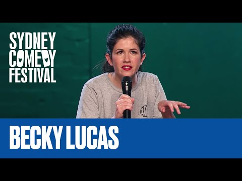 The Wedding Hashtag | Becky Lucas | Sydney Comedy Festival