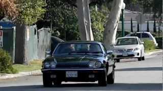1988 Jaguar XJS V12 test drive