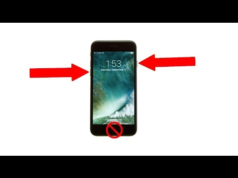 How to hard reset your iPhone 7