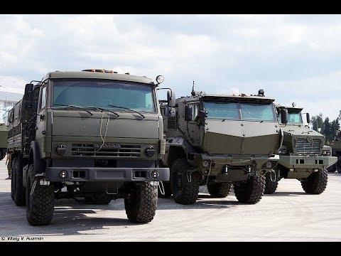 Бронетехника России, гордость  современной армии. Армия 2018.  Бронеавтомобили России  Часть 1