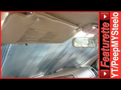 Sun Shield for Autos