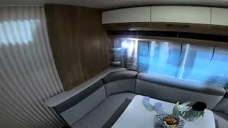 Hjólhýsi Hobby De Luxe 560 KMFE