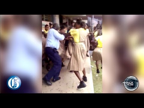 JAMAICA NOW: Police post at Anchovy High..Ninja Man rushed to hospital..Child killer gets life
