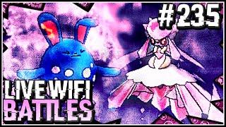 "Pokemon Omega Ruby & Alpha Sapphire [ORAS] Live Wifi Battle Vs DAVID ""I"