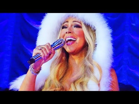 Mariah Carey - BRILLIANT Vocals In Sweden Highlights Christmas 2018 Tour