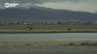 Как живут казахи в алтайском горном селе Кош-Агач