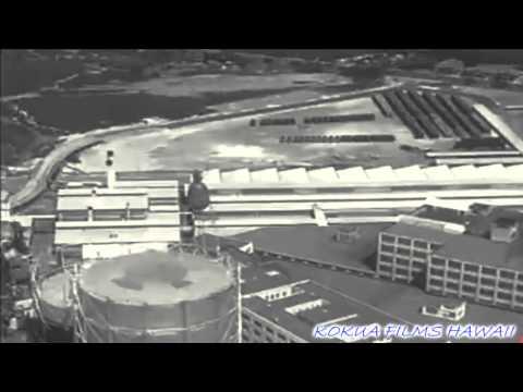 HAWAIIAN HISTORY ON FILM - 1939 AERIAL VIEW OF OAHU