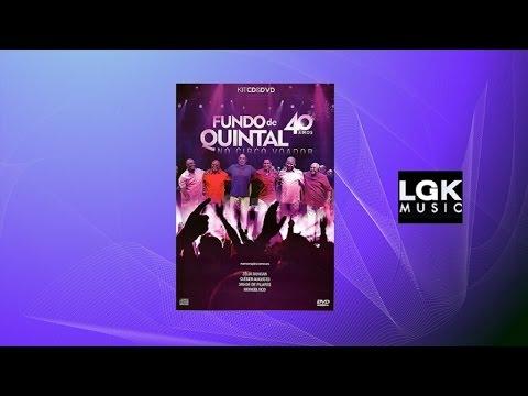 DVD Fundo de Quintal - 40 Anos