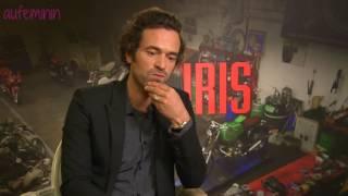 Interview de Romain Duris pour le film